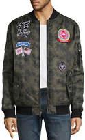 Ecko Unlimited Unltd Satin Bomber Jacket