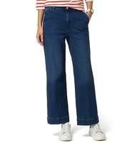 Tommy Hilfiger Final Sale-High Waist Wide Leg Jean