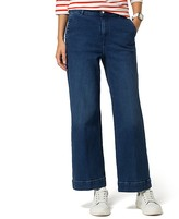 Tommy Hilfiger High Waist Wide Leg Jean