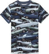 Molo Ralphy cotton T-shirt 4-14 years