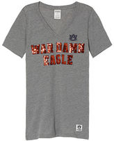 Victoria's Secret Victorias Secret Auburn University Perfect V-Neck Tee