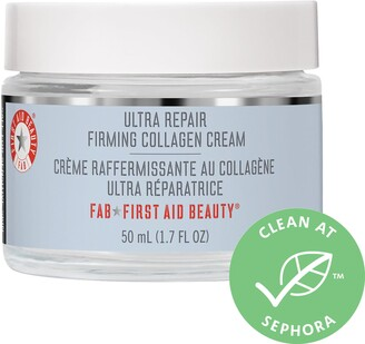 First Aid Beauty Ultra Repair Firming Collagen Cream with Peptides and Niacinamide