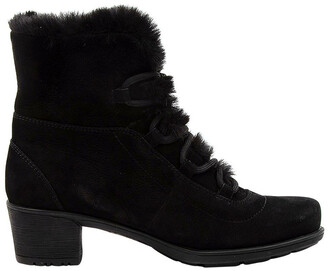 Supersoft By Diana Ferrari Izzy Boot Black