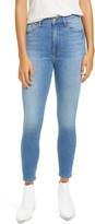 Frame Ali High Waist Crop Skinny Jeans