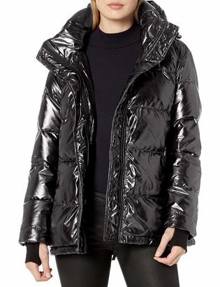 S13 Women's Emmy Midlength Down Puffer Coat
