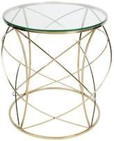 Cafe Lighting Sophie Side Table Gold