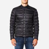 Belstaff Men's Halewood Solid Blouson Jacket Black