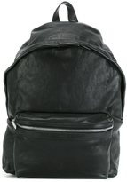 Saint Laurent 'City' backpack - men - Calf Leather - One Size