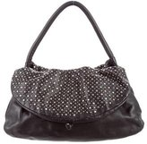 Sonia Rykiel Studded Leather Handle Bag