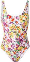 Roseanna floral swimsuit - women - Spandex/Elastane/Polyimide - 38