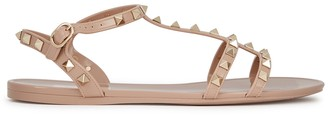 Valentino Garavani Blush Studded Sandals