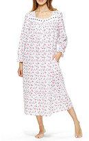 Eileen West Floral Ballet Nightgown