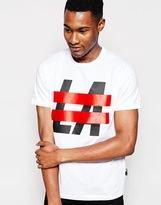 Izzue La T-shirt - White