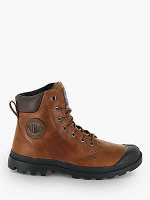 Palladium Sport Cuff Leather Boots, Sunrise/Carafe