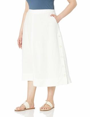 Nic+Zoe Women's Plus Size Front Runner Skirt