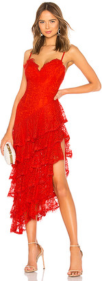Majorelle Oracle Gown
