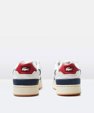 Lacoste T-Clip 120 2 US Sneakers Off White/Navy/Red