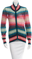 Missoni Striped Mohair Sweater