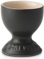 Le Creuset Stoneware Egg Cup - Satin Black