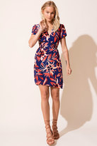 Yumi Kim Grapevine Silk Dress