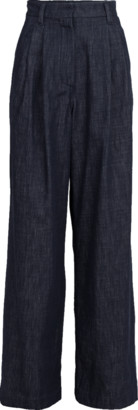 Brunello Cucinelli Wide Leg Denim Pant