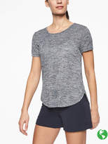 Athleta Breezy Tee Stripe