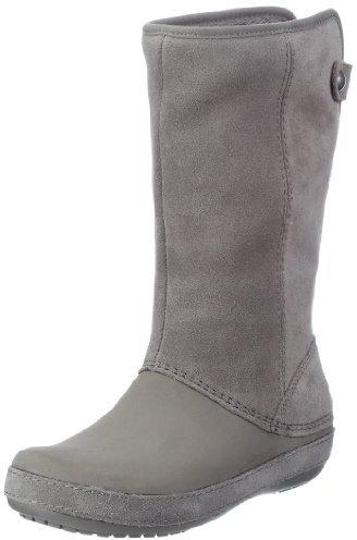 Crocs Women's Berryessa Suede Boot