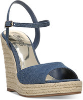 Carlos by Carlos Santana Lillith Espadrille Wedge Sandals