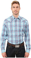 Stetson Streetlights Long Sleeve Snap Front Shirt