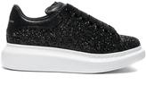 Alexander McQueen Platform Lace Up Sneakers