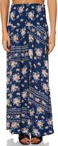 Swell Bouquet Maxi Skirt