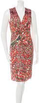 Altuzarra Embellished Silk Dress w/ Tags