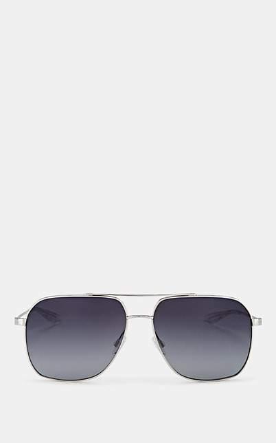 Barton Perreira Men's Aeronaut Sunglasses - Black