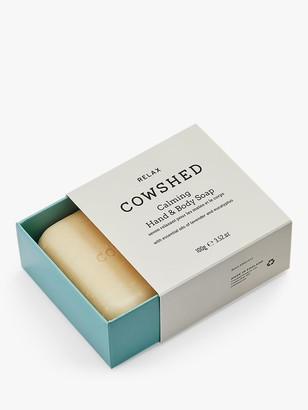 Cowshed Relax Calming Hand & Body Soap, 100g