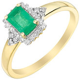 emerald and rings shopstyle uk