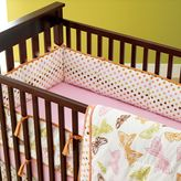 All Aflutter Butterfly Crib Bedding