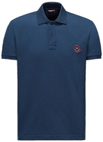 Moncler Happy Face Patch Polo
