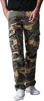 Match Men's Wild Cargo Pants(,65 Khaki camo)