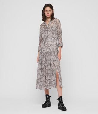 AllSaints Eley Midgard Dress