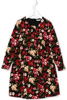 Dolce & Gabbana primose print dress