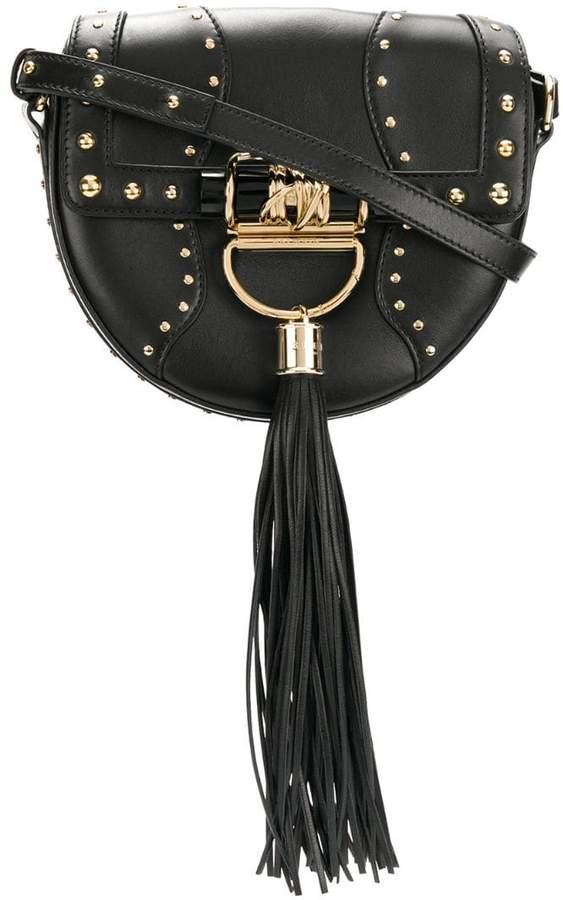 79750a3d25d Balmain Smooth Leather Handbags - ShopStyle