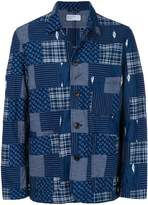 Universal Works Bakers patchwork jacket