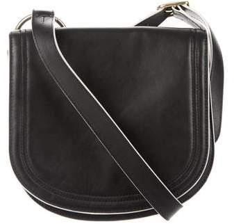 Diane von Furstenberg Small Saddle Shoulder Bag