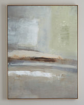 """Benson-Cobb Studios Two Weeks"""" Vertical Abstract Giclee"""