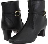 Annie Bernette (Black Pebble) - Footwear