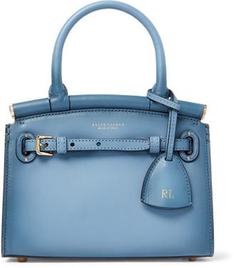 Ralph Lauren Burnished Mini RL50 Handbag
