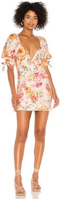 For Love & Lemons Julep Mini Dress