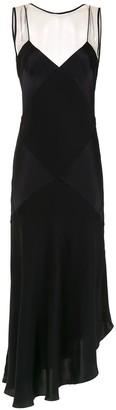 M·A·C Mara Mac midi silk dress