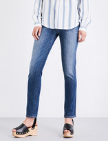 Paige Julia straight-leg cropped high-rise jeans