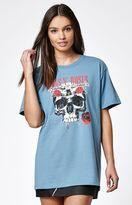 Bravado Guns N' Roses Flower Skull T-Shirt